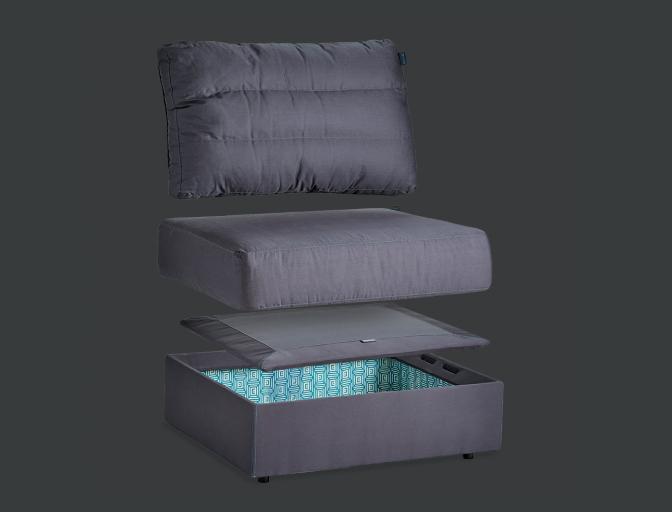The Storage Seat