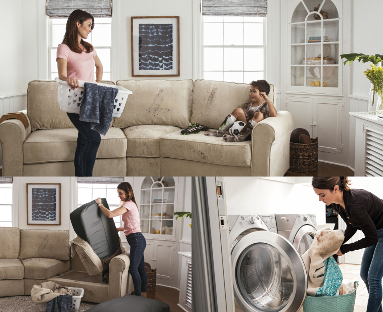 Easily Clean Your Couch
